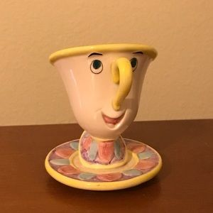 Disney's Chip Porcelain Trinket